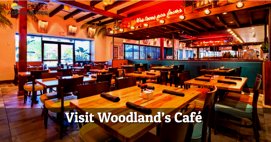 Visit Woodland's Café